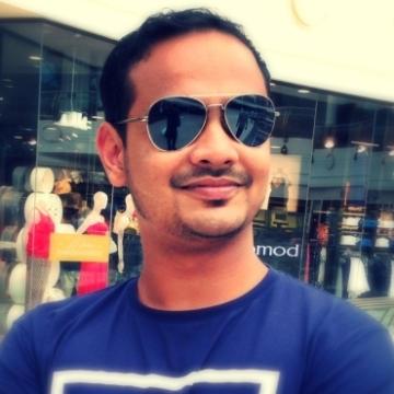 Zayed, 29, Dubai, United Arab Emirates