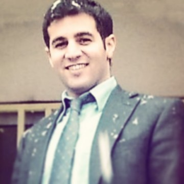 Mir Mehmet Zeki, 31, Istanbul, Turkey