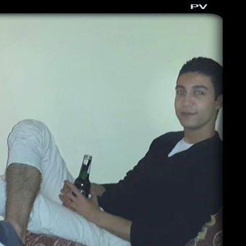 Emad Saber, 25, Alexandria, Egypt