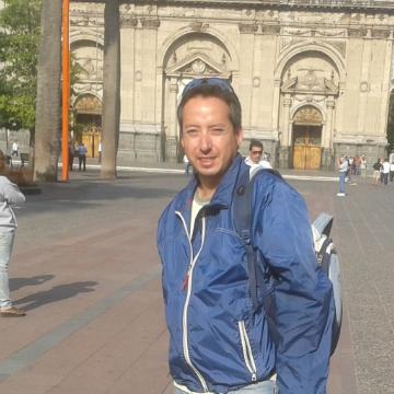 Gonzalo, 39, Santiago, Chile