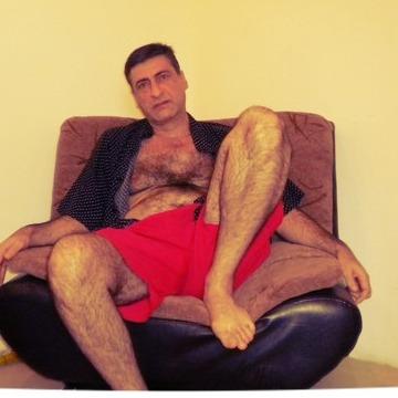 Giorgi Navrozashvili, 45, Tbilisi, Georgia