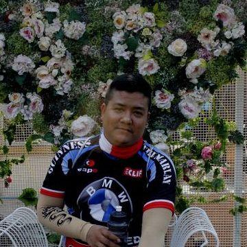 Sakphanich, 31, Bangkok, Thailand