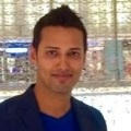 Rohitash Kumar, 29, Dubai, United Arab Emirates
