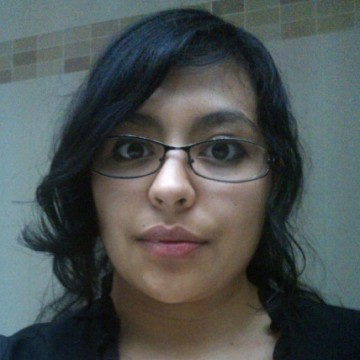 Silvia, 27, Mexico City, Mexico