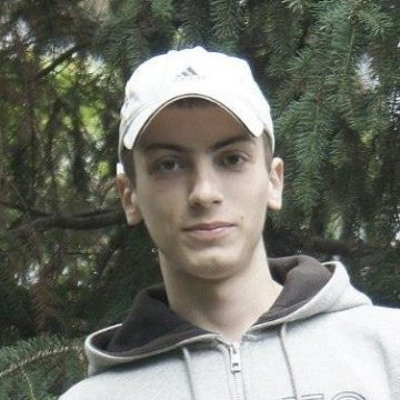 Alexandr Bugaev, 23, Moscow, Russia