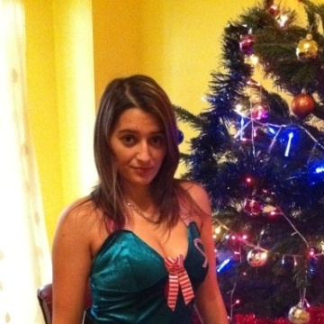 Anna, 36, Brescia, Italy