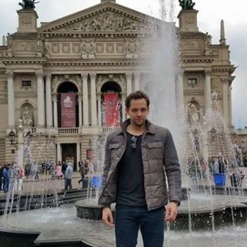 Justin Berg, 27, Moscow, Russia