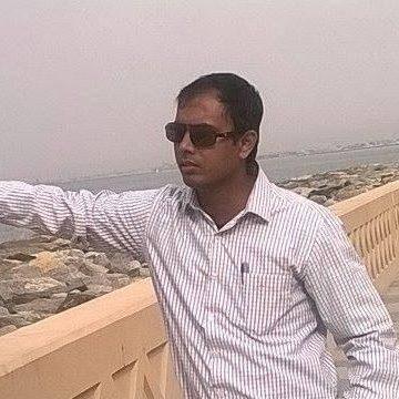 SUMAN BANERJEE, 32, Dubai, United Arab Emirates