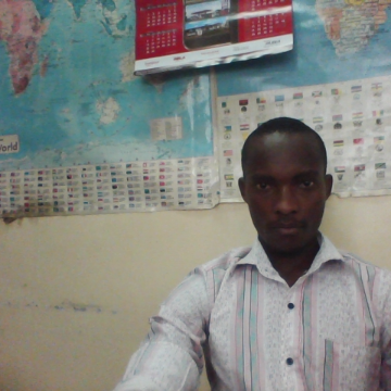 kimani, 33, Nairobi, Kenya