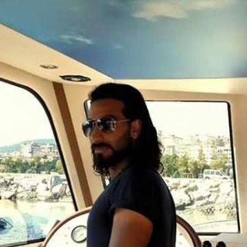 Ümit Aygün, 29, Istanbul, Turkey