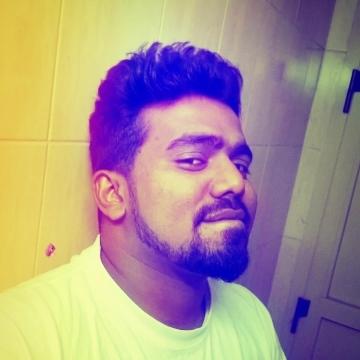 Vishnu Sudhakar, 27, Dubai, United Arab Emirates