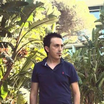 Sermet Arabacı, 35, Antalya, Turkey