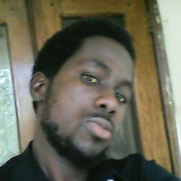 Philips Obote, 25, Kampala, Uganda