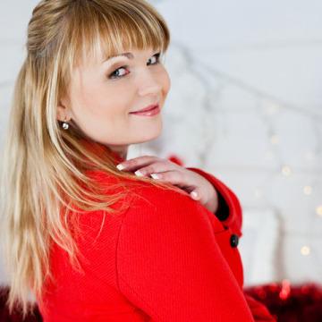 Elena Berezina, 35, Dubna, Russia