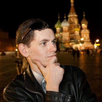 Lev Vinokurov, 35, Ulyanovsk, Russia