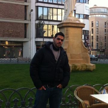 Rami Aldhyse, 27, Arboga, Sweden