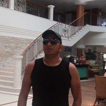 Mohammad Ali Ansari, 41, Dubai, United Arab Emirates