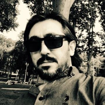 Yavuz Çilingir, 36, Istanbul, Turkey