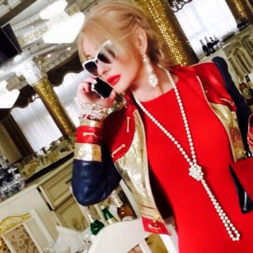 Alla Dzhioeva, 50, Moscow, Russia