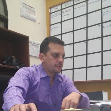 Wilson Castrillon, 40, Bogota, Colombia
