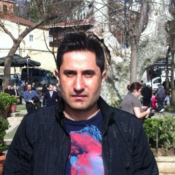 Ahmet Durak, 36, Istanbul, Turkey