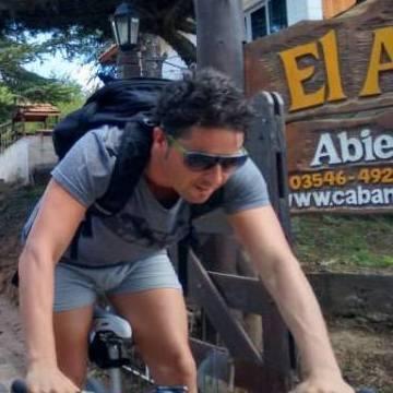 Marcos Cantori, 38, Rosario, Argentina