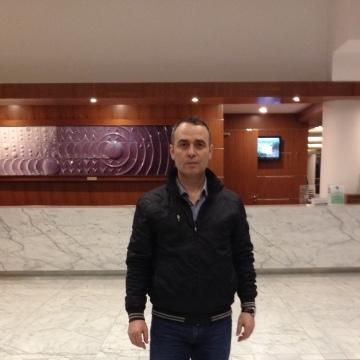 Şahin Kırmızı, 38, Ankara, Turkey