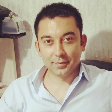 Ertan Tecimer, 35, Adana, Turkey