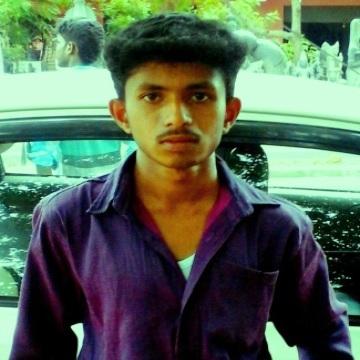 BOOBALAN, 23, Chennai, India