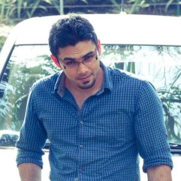 Hisham Hamza, 30, Dubai, United Arab Emirates