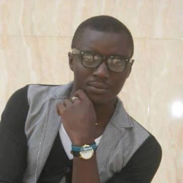 Odera ugwu, 28, Dakar, Senegal