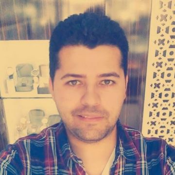 Hakan Turok, 31, Istanbul, Turkey
