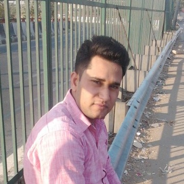 Nitin, 27, Delhi, India