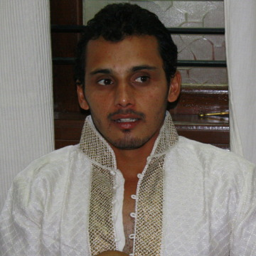 Bharath Chipli, 34, Bangalore, India