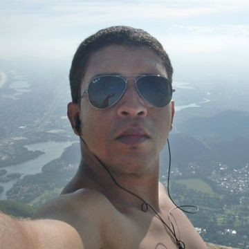 Pierre Half, 32, Rio de Janeiro, Brazil
