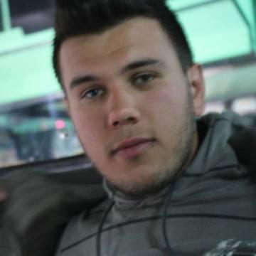 Haso Cajlakovic, 22, Sarajevo, Bosnia and Herzegovina