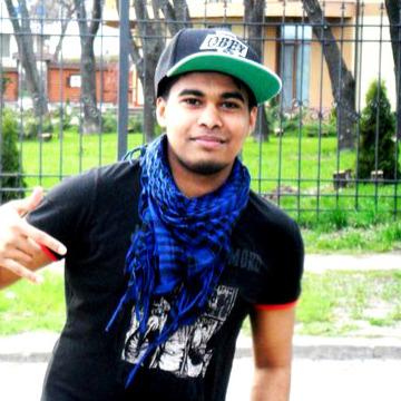 Shah Arakal, 23, Kiev, Ukraine