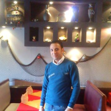 Sherif, 35, Cairo, Egypt