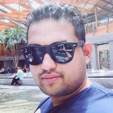Adel Pinto, 28, Dubai, United Arab Emirates