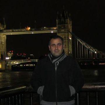 Süleyman Akgül, 38, Antalya, Turkey