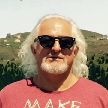 Özcan Yilmaz, 62, Istanbul, Turkey