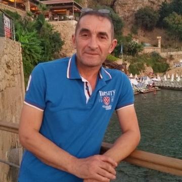 Şevki Yüce, 51, Antalya, Turkey