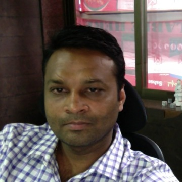 Rajeev, 38, Mumbai, India