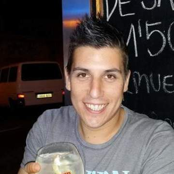 Matias , 29, Valencia, Spain
