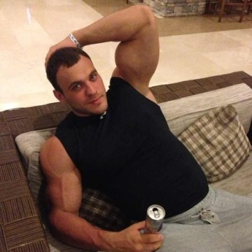 Alex Yurchenko, 28, Ekaterinburg, Russia