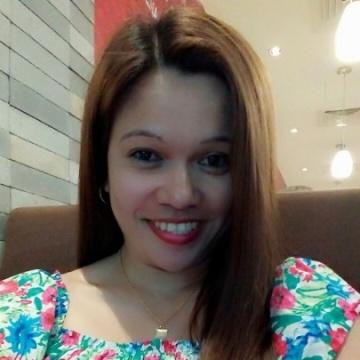 Gina Castolo, 38, Dubai, United Arab Emirates