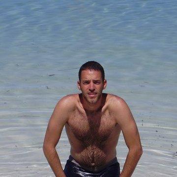 Yoav Feldman, 30, Tel-Aviv, Israel