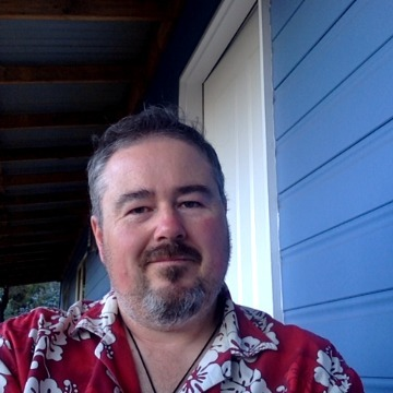 Paul Beltran, 46, Hobart, Australia