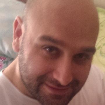 Silvestro D'Angelo, 35, Caserta, Italy