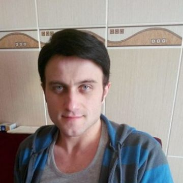 Ali Özer, 25, Istanbul, Turkey